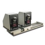 Merací prístroj so stupnicou v decibeloch s otočným stolom pre meranie krátkych optických vlákien (70mm až 300mm)