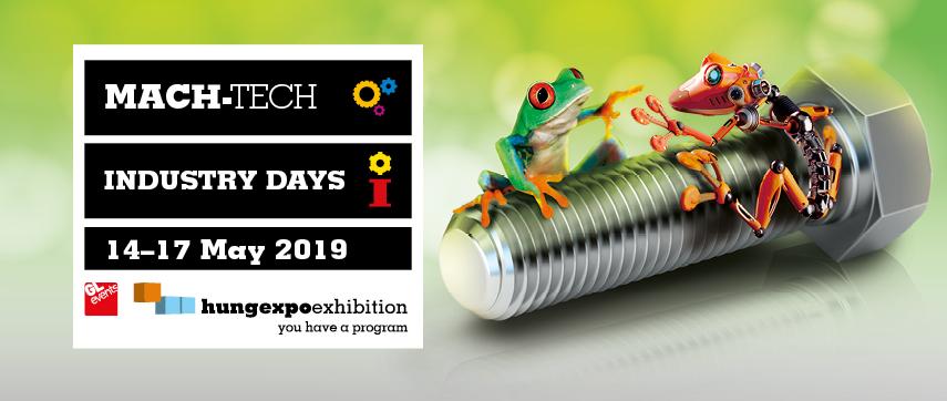 Mach-Tech Budapest 2019